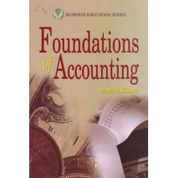 Foundations of Accounting