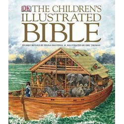 DK-The Childrens Illustrated Bible