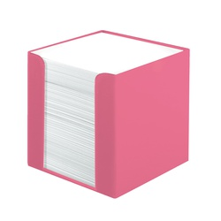 Herlitz Note cube Box Indonesia  Pink 700s 50015887