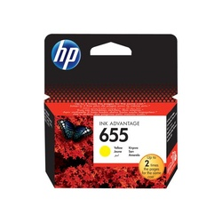 Hp Ink Cartidge 655 Yellow