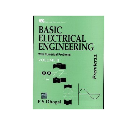 Basic Electrical Engineering Vol Ii Text Book Centre