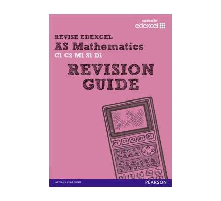 Revise Edexcel AS Mathematics C1 C2 Revision Guide (REVISE Edexcel A Level  Maths) | Books, Stationery, Computers, Laptops and more  Buy online and get