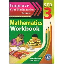 Improve your Mathematics STD 3 Workbook