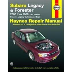 haynes manual on brakes text book centre rh textbookcentre com 2004 subaru forester haynes manual 2004 subaru forester haynes manual