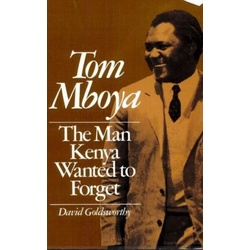 Tom Mboya: The Man Kenya wanted to forget.