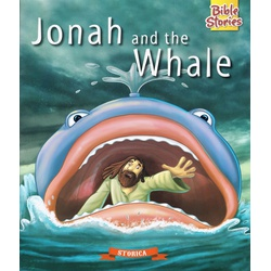 Bible stories Jonah and the Whale (B.Jain)