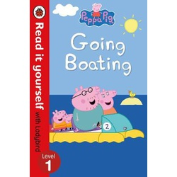 Peppa Pig: Going Boating - Read It Yourself with Ladybird Level 1