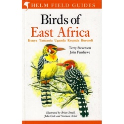 Field Guides Birds of East Africa -Stevenson