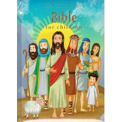 Collector's Edition: Bible for Children (B.Jain)