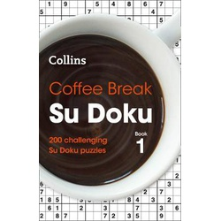 Collins Coffee Break Sudoku Book 1