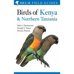Field Guides Birds of Kenya and N.Tanzania