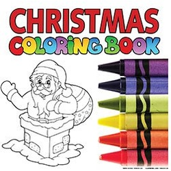 PH-Christmas Colouring Book