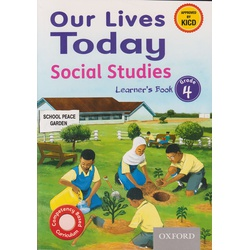 Oxford Our Lives Today Social Studies Grade 4 (Approved)