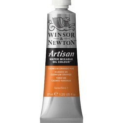 Artisan Water Mixable Oil Colour 37ml 1514090 Cadmium Orange