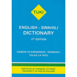 Tuki English-Swahili Dictionary