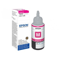 Epson Ink Cartridge MAGENTA L200 T66434A