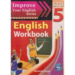 Improve your English Std 5 Workbook