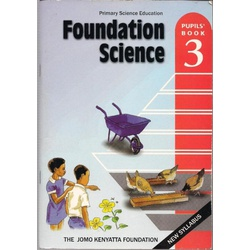 Foundation Science Std 3