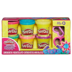 Play Doh Sparkle compound collection A5417