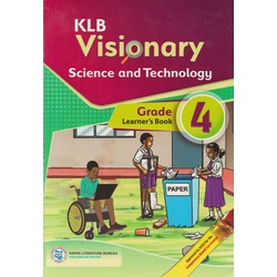 KLB Visionary Science and Technology Grade 4 (Approved)