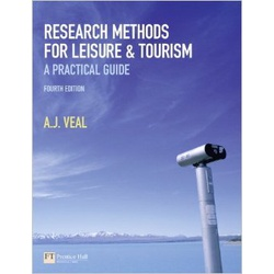 Research Methods for Leisure and Tourism 4th Edition