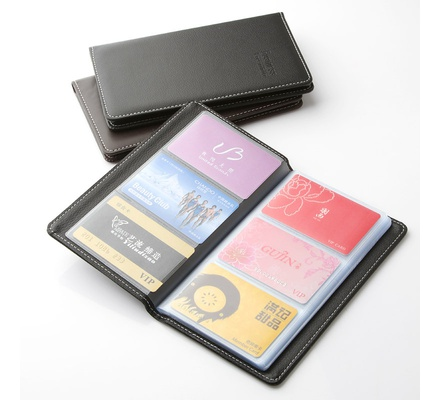 Centrum Business Card holder 120s PVC 83226