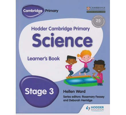 Hodder Cambridge Primary Science Learner's Book 3