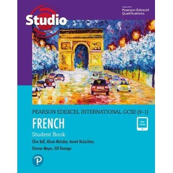 Pearson Edexcel Int GCSE (9-1) French Student Book