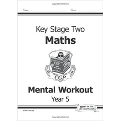 Key Stage 2 Maths Mental Workout Year 5