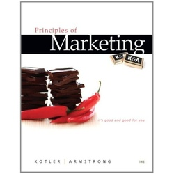 Principles of Marketing 14th Edition