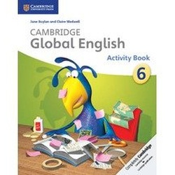 Cambridge Global English 6 Activity Book