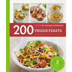Hamlyn All Colour: 200 Veggie Feasts