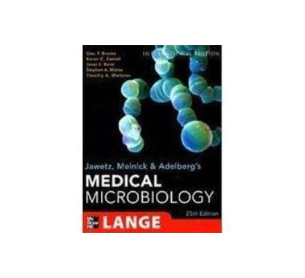 Jawetz Melnick & Adelbergs Medical Microbiology - 27th ...