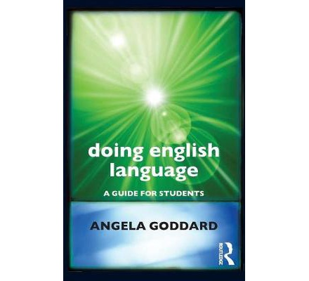 Doing English Language: A Guide for Students