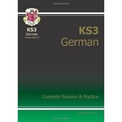 KS3 German - Complete Revision & Practice