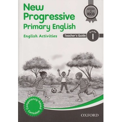 Oxford New Progressive English Teachers Guide Grade 1