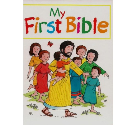 My First Bible (Bible Society)