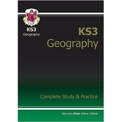 Key Stage 3 Geography Complete Study & Practice