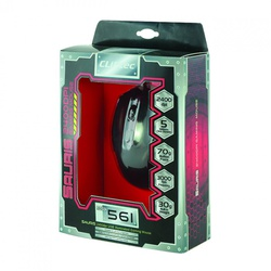 Cliptec usb Sauris Illuminated Mouse Cl-Mou-RGS561