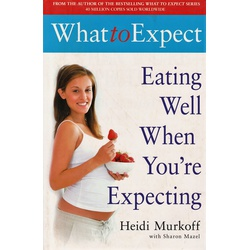 What to Expect Eating well when You're