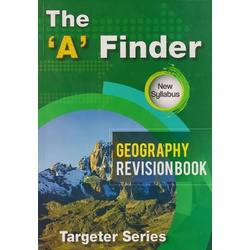 'A' Finder Geography Revision book