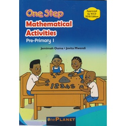 One Planet One step Mathematical Act PP1 (Appr)
