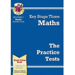KS3 Maths Practice Test Levels 5-8