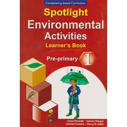 Spotlight Environmental Activities  Learner's Book PP1 (Approved)