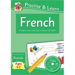 Practise & Learn: French (Ages 5-7)