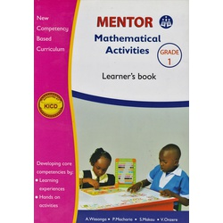Mentor Mathematics Activities Grade 1
