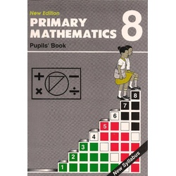 Primary Mathematics Std 8
