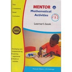 Mentor Mathematical activities Learner's PP2
