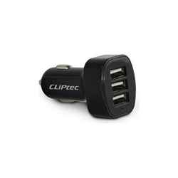 Cliptec usb Car Charger CL-POW-GZU366