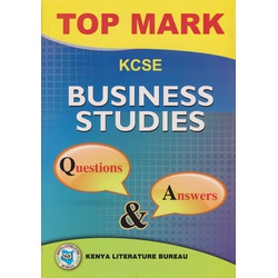 Topmark KCSE Revision Business Q&A